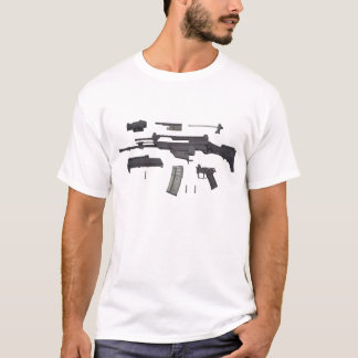 Automatic weapon G36 T-Shirt