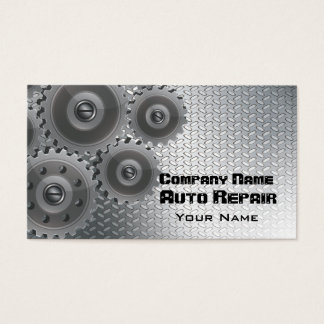 Mechanic Business Cards And Mechanic Business Card - Mechanic business cards templates free