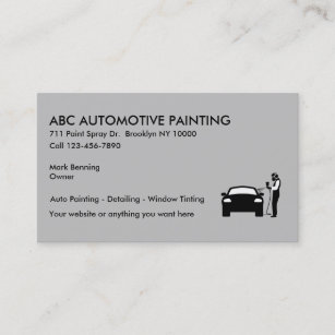 96 spray paint business cards and spray paint business card automotive painting business cards colourmoves