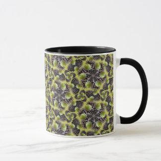 Autumn Acorns and Pine Cones Sm Any Color Mug