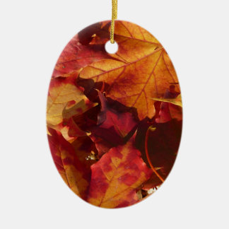 Autumn Christmas Ornament