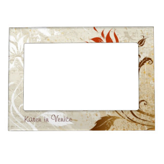 Autumn Colors Magnetic Picture Frame