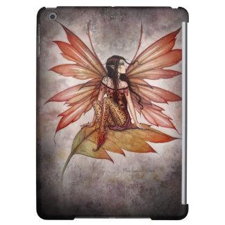 Autumn Drifting Fairy Fantasy Art