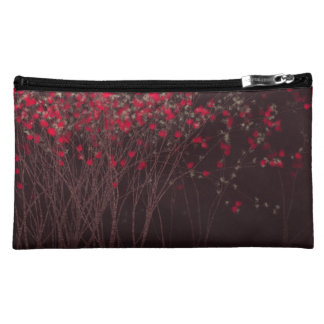 Autumn Evening Forest Cosmetic Bag
