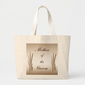 Autumn Harvest Mother of the Groom Large Tote Bag