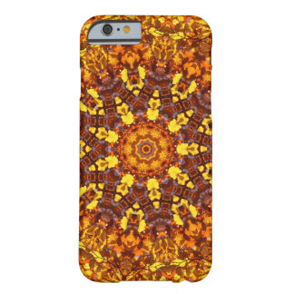 Autumn Kaleidoscope Barely There iPhone 6 Case