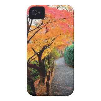 Autumn Kyoto Japan iPhone 4 Cover