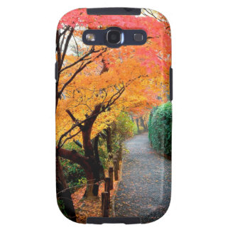 Autumn Kyoto Japan Galaxy SIII Cover