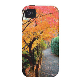 Autumn Kyoto Japan iPhone 4/4S Cover