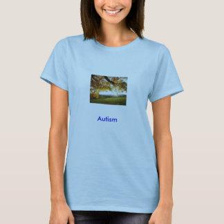 Autumn Leaves, Autism T-Shirt
