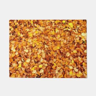 Autumn Leaves Door Mat
