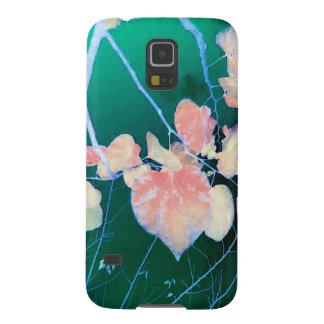 autumn leaves photo art galaxy s5 cover