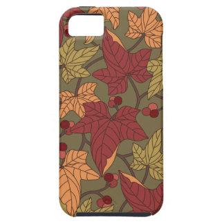 Autumn Leaves Tough iPhone 5 Case