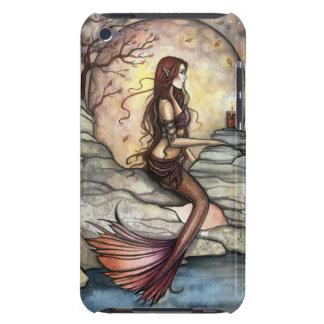 Autumn Mermaid Fantasy Art iPod Touch Case
