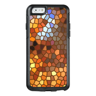 Autumn Mosaic Abstract OtterBox iPhone 6/6s Case