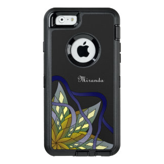 Autumn Night - Personalized with Name or Text - OtterBox Defender iPhone Case
