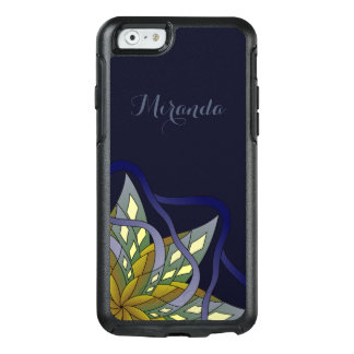Autumn Night - Personalized with Name or Text - OtterBox iPhone 6/6s Case