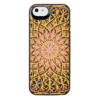 Autumn Star Mandala iPhone SE/5/5s Battery Case