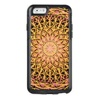 Autumn Star Mandala OtterBox iPhone 6/6s Case