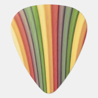 Autumn Strings Custom Guitar Picks by Janz