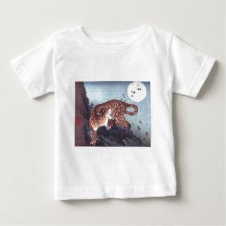 Autumn Tiger Baby T-Shirt