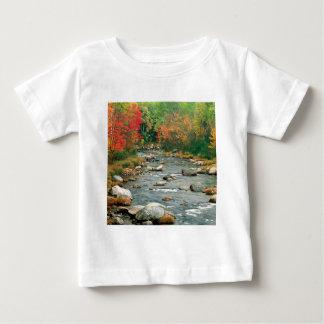 Autumn White Mountains New Hampshire Baby T-Shirt