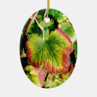 Autumnal Christmas Ornament