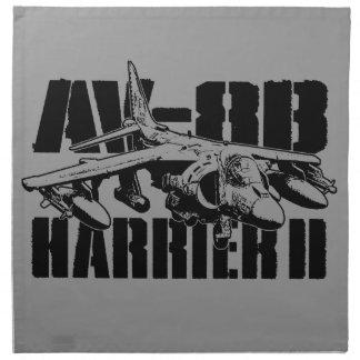 AV-8B Harrier II Cloth Napkins (set of 4) dinner