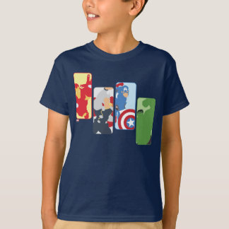 Avengers Iconic Graphic T-Shirt