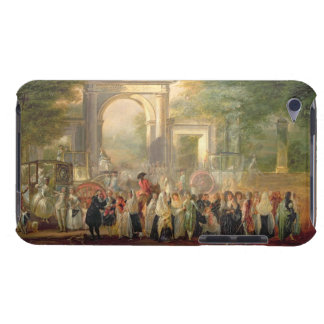 Avenue before the Botanical Gardens in Madrid, 178 iPod Touch Case-Mate Case