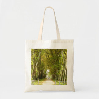 Avenue of Trees Budget Tote Bag