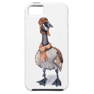 Aviator Goose iPhone 5 Cases