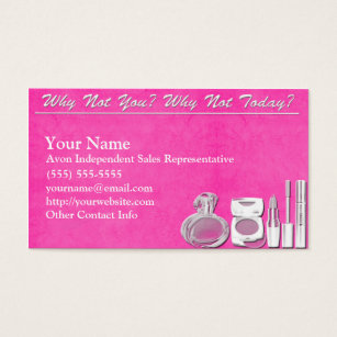 235 avon business cards and avon business card templates zazzle avon business card cheaphphosting Choice Image