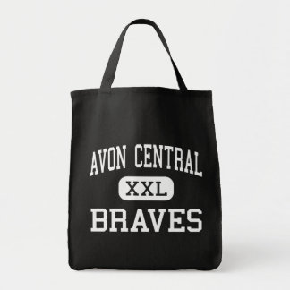 Avon Central - Braves - High - Avon New York Tote Bag