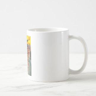 Avon Science Fiction Reader 01 (1951.Avon)_Pulp Ar Basic White Mug
