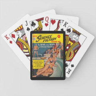 Avon Science Fiction Reader 01 (1951.Avon)_Pulp Ar Poker Deck