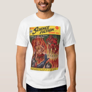 Avon Science Fiction Reader 02 (1951.Avon)_Pulp Ar T-shirts