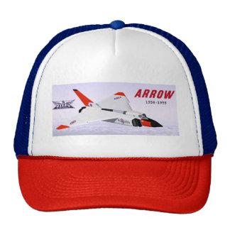 Avro Arrow 205 hat