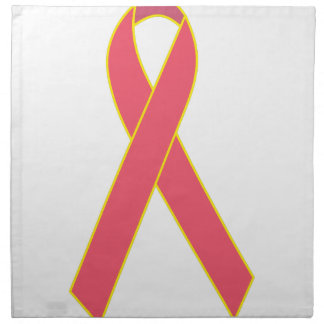 Awareness Ribbon Napkin
