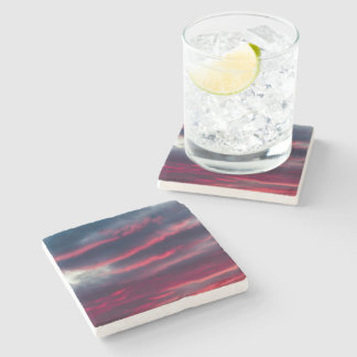 away from our window stone coaster