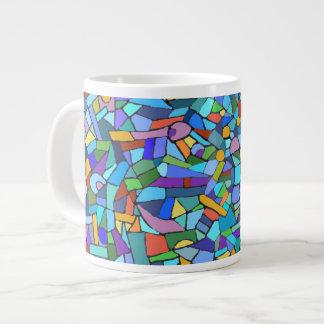 Awesome Abstract Art Large Coffee Mug