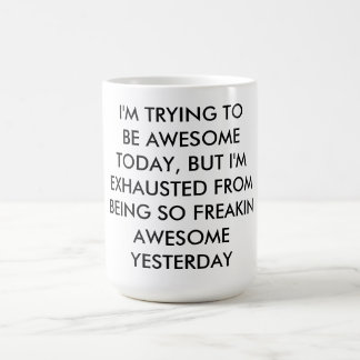AWESOME COFFEE MUG! COFFEE MUG