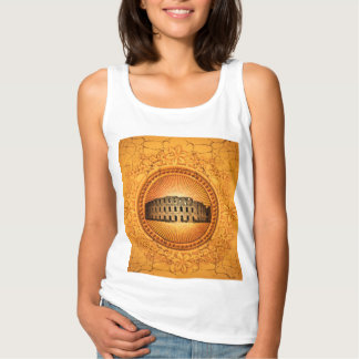 Awesome Colosseum Singlet