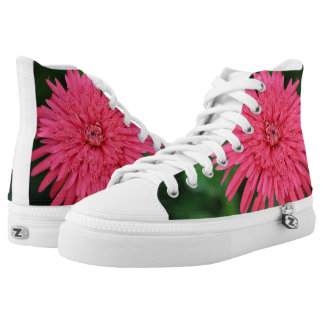 Awesome coral flower Shoes Printed Shoes