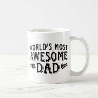 Awesome Dad Coffee Mugs