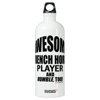 Awesome French Horn Player SIGG Traveller 1.0L Water Bottle