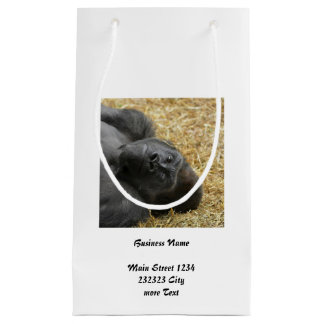 awesome Gorilla Small Gift Bag