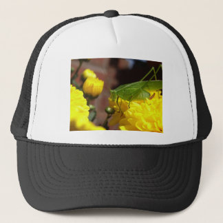 Awesome Grasshopper Photography Design Trucker Hat