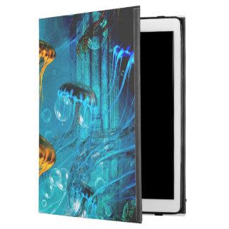 "Awesome jellyfish iPad pro 12.9"" case"