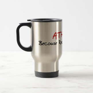 Awesome Reality Stainless Steel Travel Mug